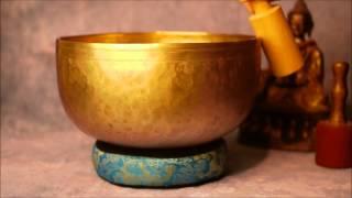 Giant Antique Tibetan Bowl #GOO3.wmv
