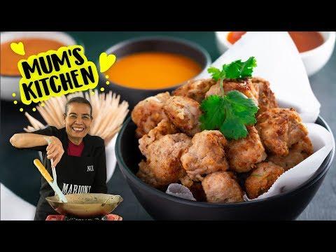 Mum Super Quick Pork Meatballs Marion S Kitchen Youtube
