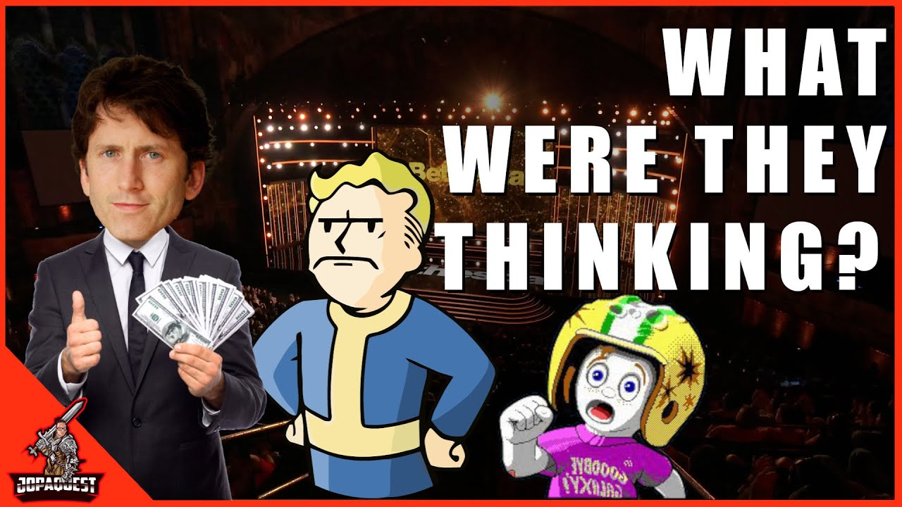 Download What Were Bethesda Thinking? - E3 2019 Review