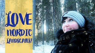 Umeå (Sweden): Exploring Swedish nature in Winter (Travel Vlog)