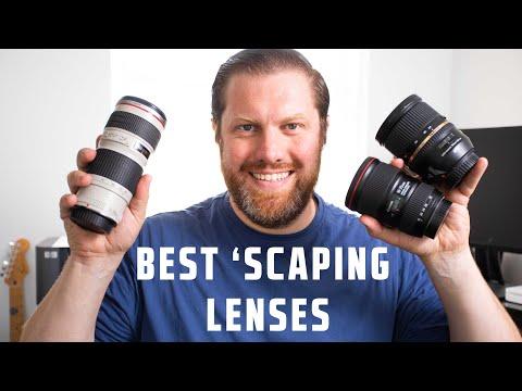 Best Lenses for Landscape Photography