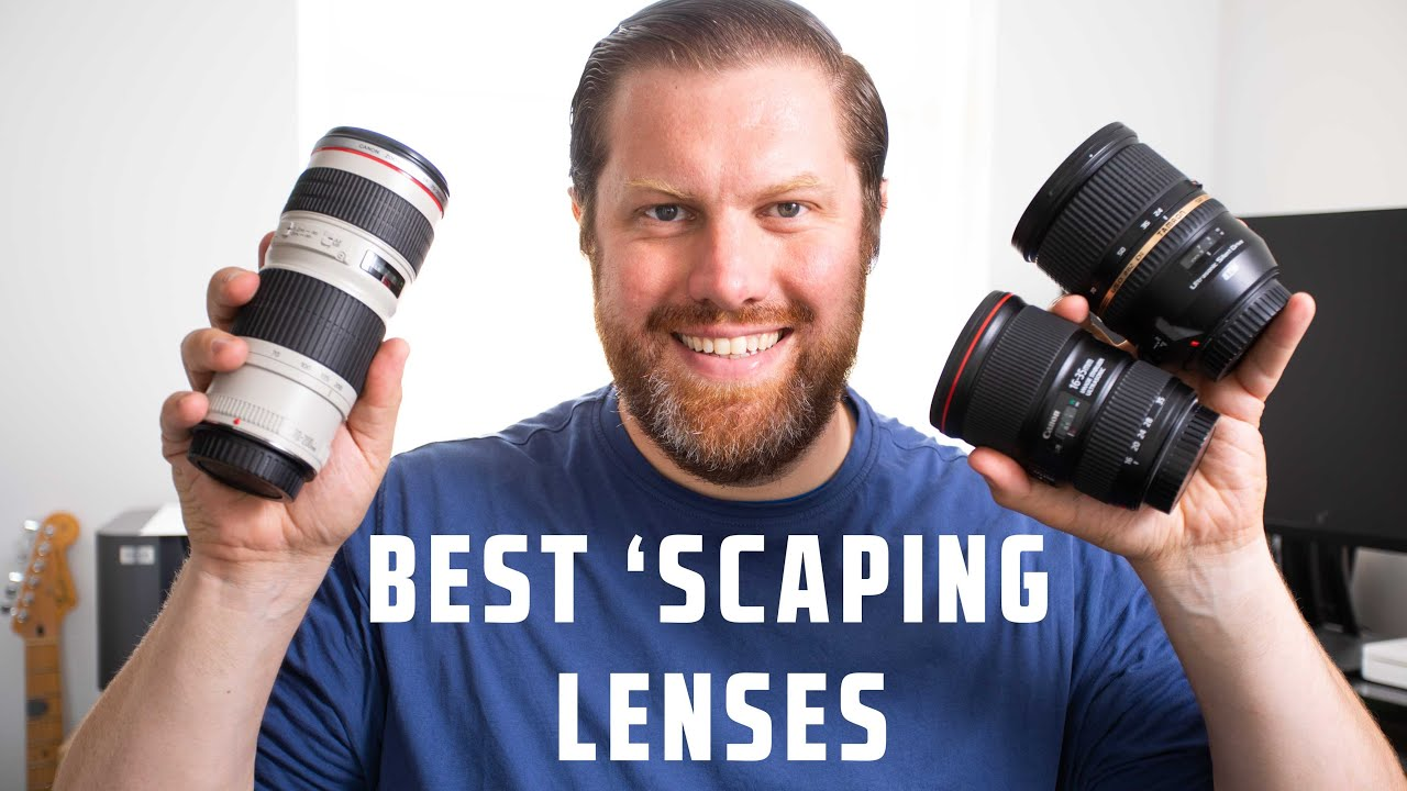 Best Lenses For Landscape Photography Youtube