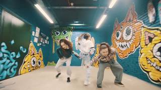 Cardi B- What a girl likes   choreo by  InnaShow   E-dance studio