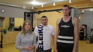 Тренировка при сколиозе - Евгений Коровченко