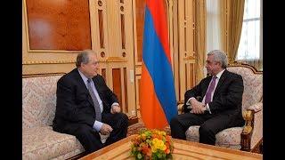 Արմեն Սարգսյանը համաձայնել է դառնալ նախագահի՝ ՀՀԿ թեկնածուն