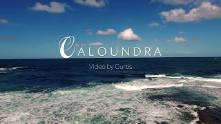 Kings Beach Caloundra Drone