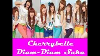 Cherrybelle - Diam-Diam Suka (original+lyric) Mp3