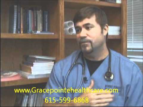 Gracepointe medical healthcare family clinic Franklin TN.wmv