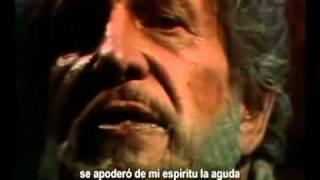 El pozo y el péndulo ( Edgar Allan Poe ) por Vincent Price - sub español.