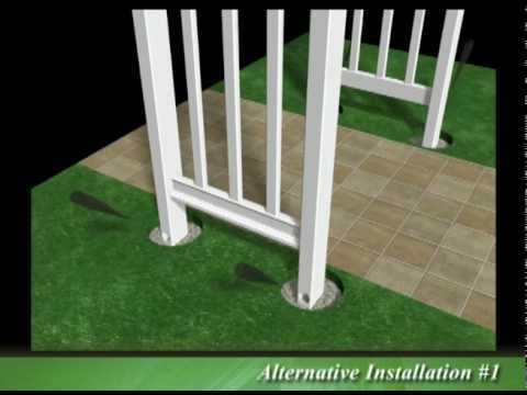 Vienna Arbor Assembly Instructional Video