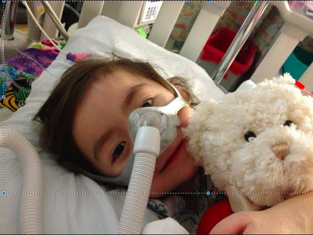 A mom on the decision to put her daughter in hospice: we knew we could revoke it at any time and go back to the hospital. … And then she said 'No Hospital.'