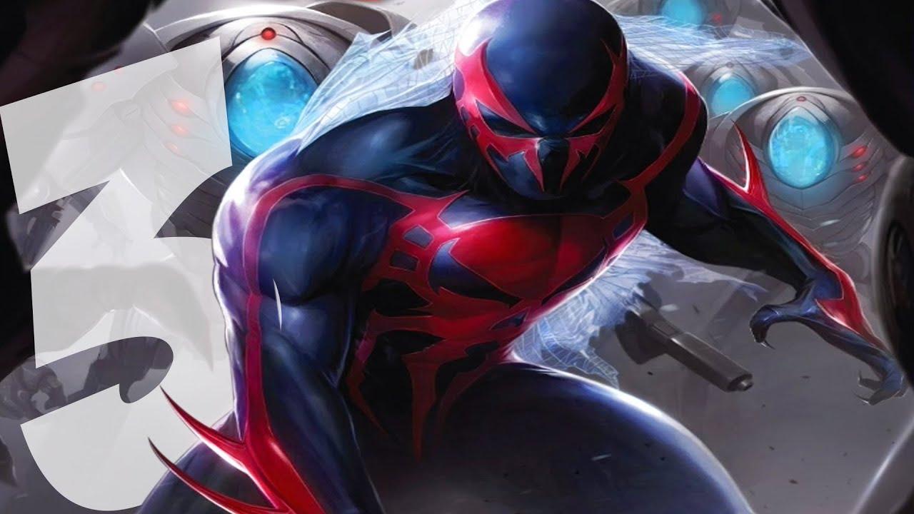 Spiderman 2099: Spider-Man 2099 Issue #3 Full Comic Review & WINNER! (2014