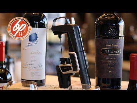 Coravin Wine Preservation System - Great Gift Idea (Subtitulos En Español)