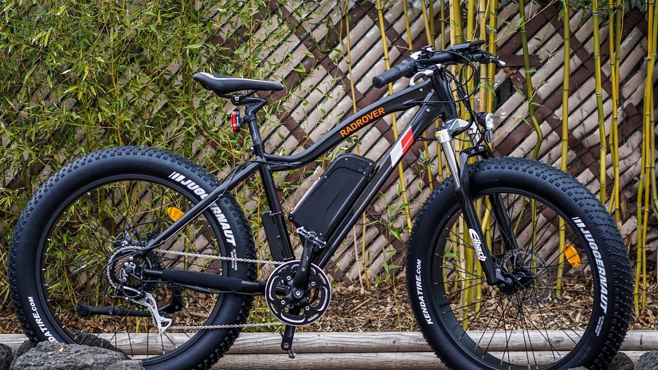 radrover e bike w mod rad electric booster bicycle ebike youtube. Black Bedroom Furniture Sets. Home Design Ideas