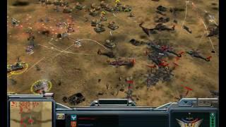 Command & Conquer Generals Zero Hour Reborn The Last Stand : (Zimir vs did`ko battle 1)