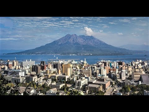 Kagoshima, Japan:  One of 37 ports we visited on our around the world cruise.