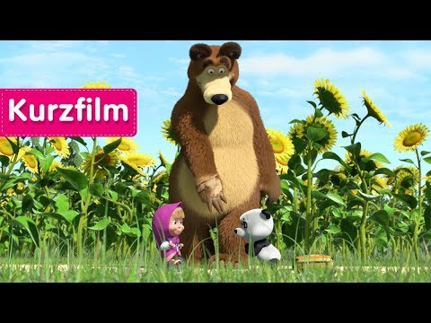 Mascha und der Bär - Mascha findet einen Freund 🍬 (Vielleicht sollten wir uns vorstellen?)