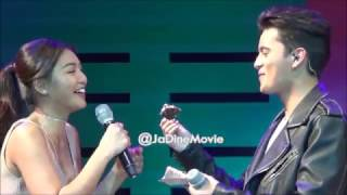 Yamaha Grand Fans Day: Compatibility Game with JaDine part  2