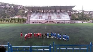 Gambar cover Türközü Spor - Barış Spor (1. Yarı) 2016-2017 Sezonu
