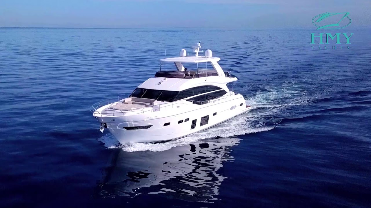 New Princess Yachts 75 Motor Yacht For Sale