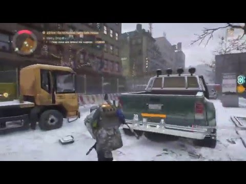 (HD) Tom Clancy's The Division Play Through PS4 #4
