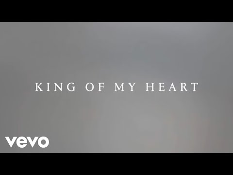 John Mark McMillan, Sarah McMillan - King Of My Heart (Lyric Video)