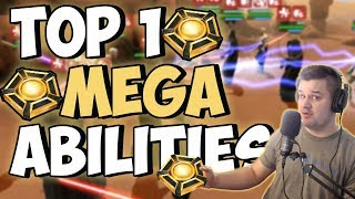 ⭐️Top 10 Omega Abilities in Star Wars: Galaxy of Heroes!!