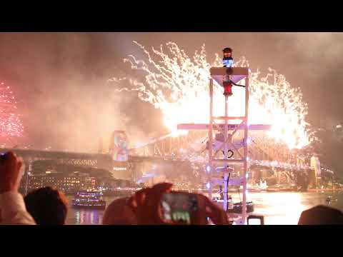 Fantasea New Year's Eve Cruise On Sydney Harbour