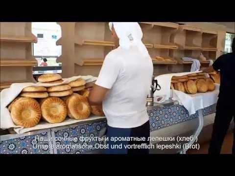 Tashkent by walk