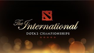Dota 2 The International 2015 - Main Event Day 1