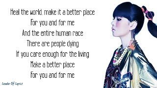 Michael Jackson - HEAL THE WORLD ( Cover by J.Fla ) (Lyrics)