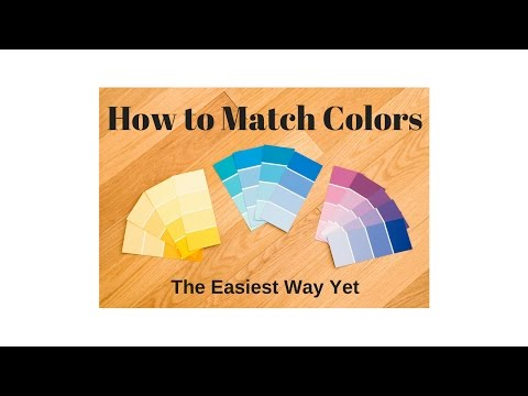 How to Match Color - Color Muse