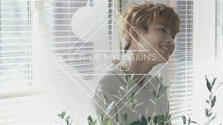 Video Best Of Myungjun's Vocals download MP3, 3GP, MP4, WEBM, AVI, FLV Juli 2018