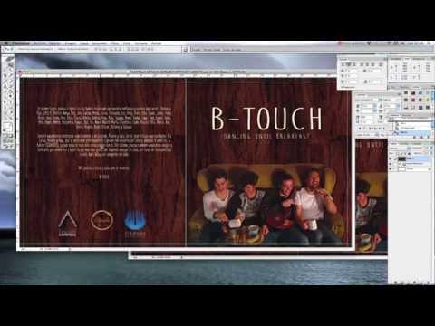 Tutorial 4 - CD en JEWEL BOX: partes y diseño