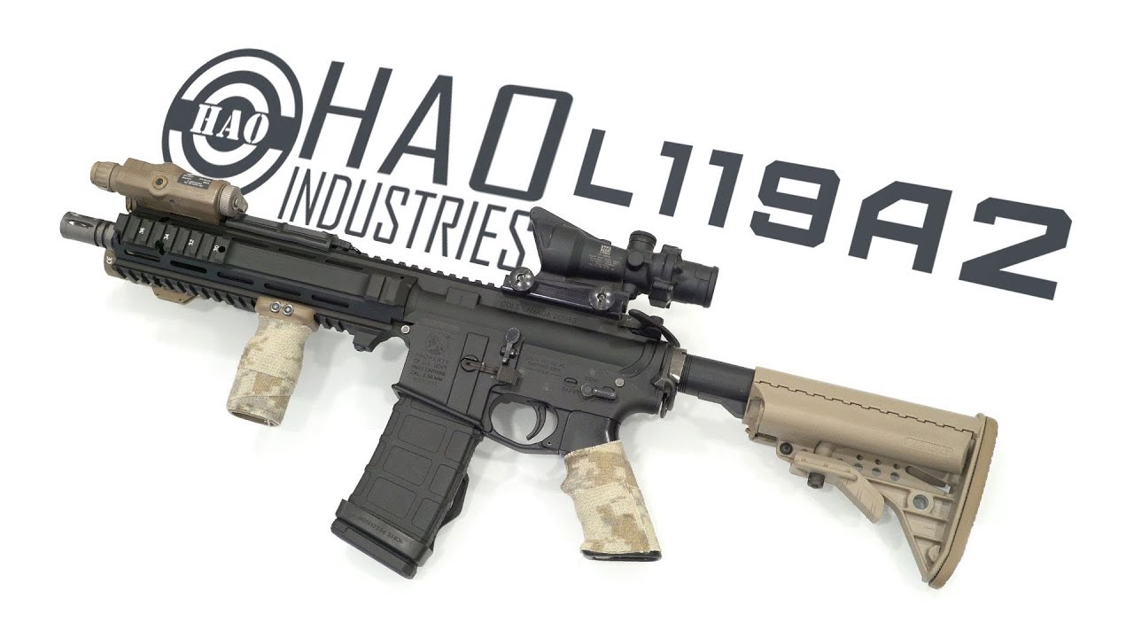 Hao L119a2 Upper Receiver Kit Overview Youtube