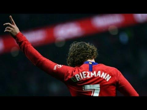 French striker Griezmann announces he's leaving Atletico Madrid