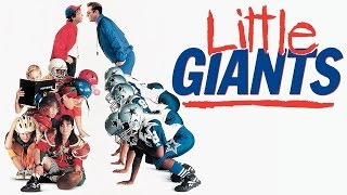 Little Giants (1994) (A Childhood Favorite) Movie Review