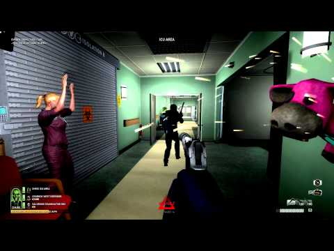 Four Idiots Play PAYDAY: The Heist No Mercy