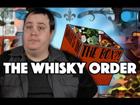 What's In The Box?! - The Whisky Order