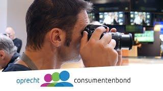 Nikon D3500 spiegelreflex camera - Photokina 2018 (Consumentenbond)