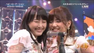 SKE48/乃木坂46のれなちゃん(松井玲奈)が 宮澤佐江ちゃんの無茶ぶりに...