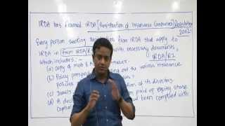 Amendment Insurance Act 1938 Siddharth Agarwal Nov 2015 exam – II