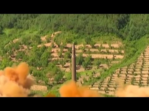 The U.N. imposes sanctions on North Korea's oil imports