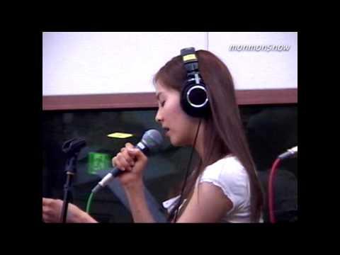 TaeYeon & SeoHyun ( SNSD ) - Because You Loved Me (Jul 1, 2009)