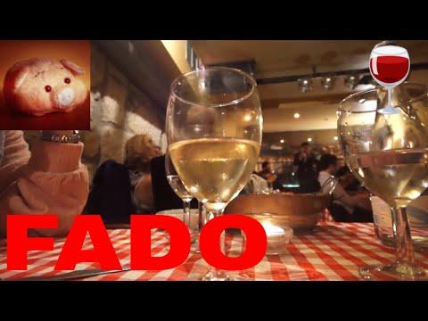 🍷 Еда в Порту. Ресторан с живой музыкой фаду.