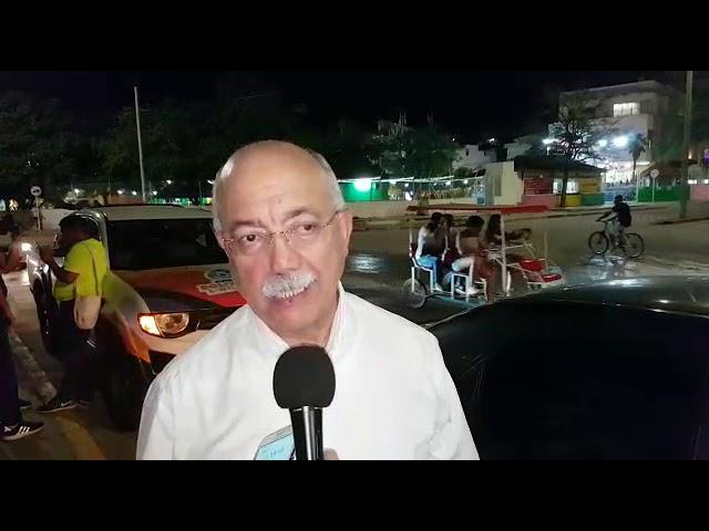 Declaraciones de Fernando Moncaleano, gerente de Veolia