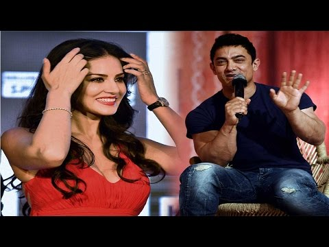 Aamir Khan is happy to work with Sunny...