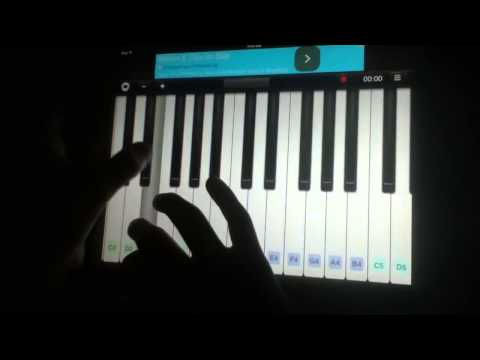 Five nights at freddy s song on piano warning mistakes old