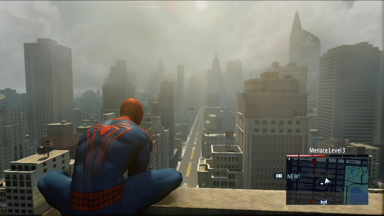 The Amazing Spider-Man 2 - Free Roam Gameplay [HD] - YouTube