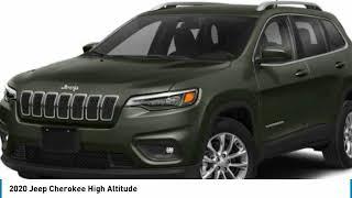 2020 Jeep Cherokee LD513580